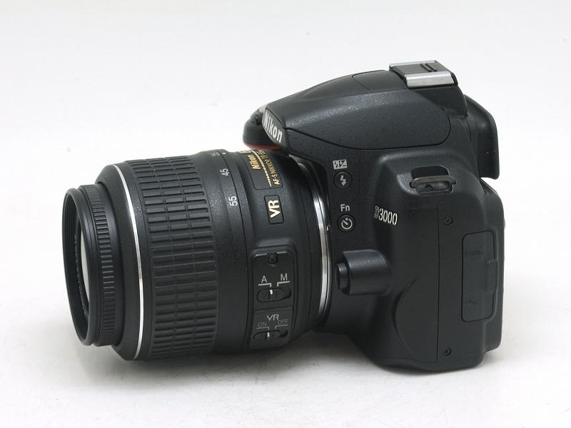 Nikon(ニコン) D3000 18-55付 (NJ-2714)