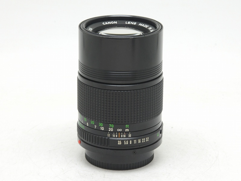 Canon(キヤノン) NewFD 135mm F3.5 (NW-2984)