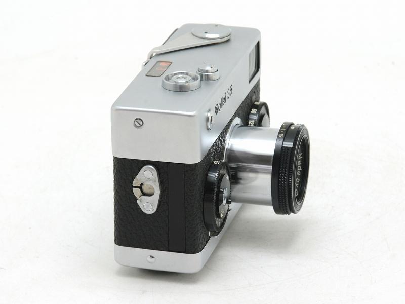Rollei(ローライ) Rollei 35 シルバー (NN-746)