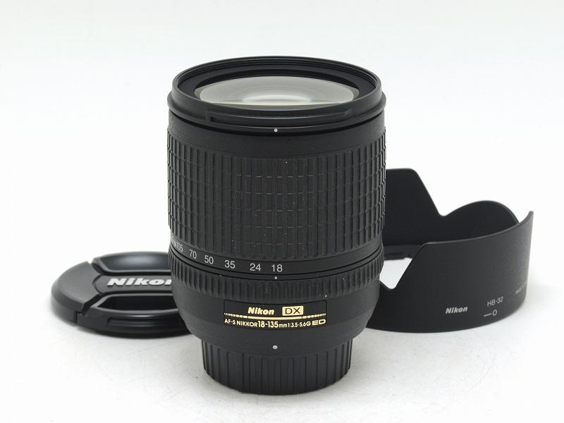 Nikon(ニコン) AF-S DX 18-135mm F3.5-5.6G ED (NJ-5302)