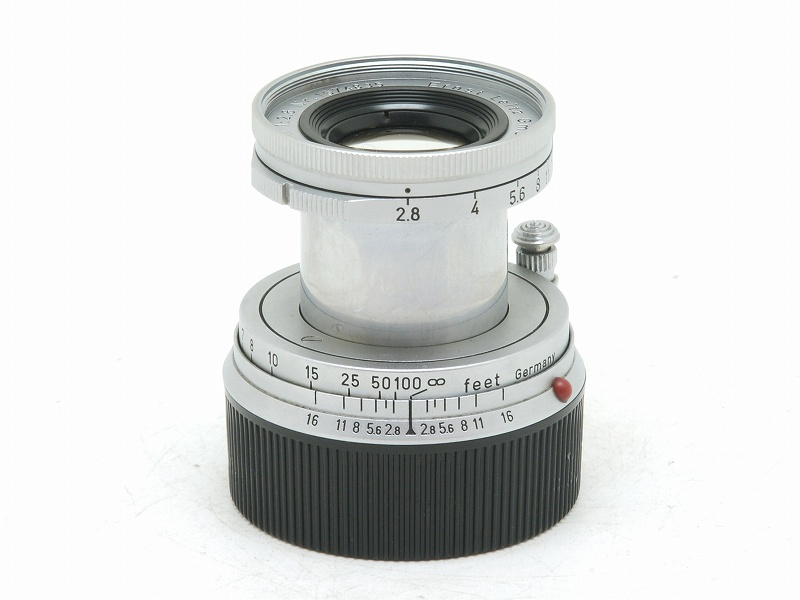 Leica(ライカ) Elmar-M 50mm F2.8 157万台 (NL-3876)