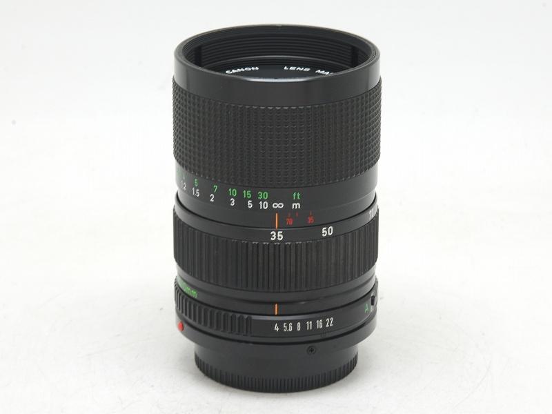 Canon(キヤノン) NewFD 35-70mm F4 (NW-2982)