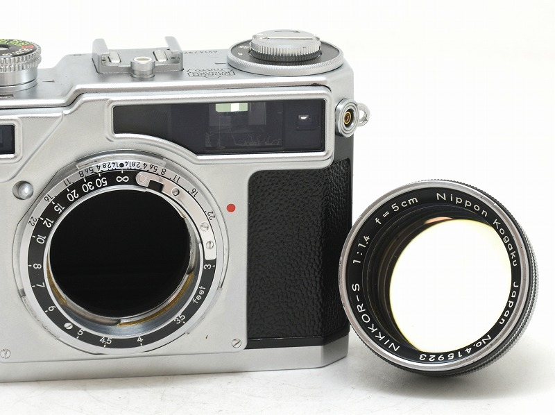 Nikon(ニコン) SP (チタン幕) 50/1.4付 (NW-2413)