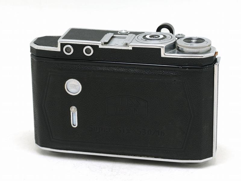 Zeiss Ikon(ツァイスイコン) SUPER SIX II型 (0NAC-2370)