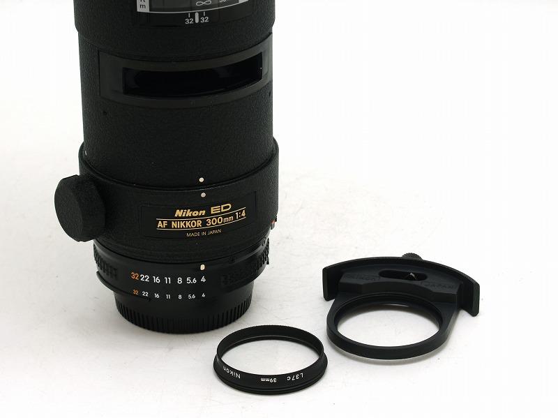 Nikon(ニコン) AF 300mm F4 ED (NJ-5072)