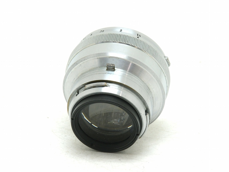 Carl Zeiss Jena(カールツァイスイエナ) Sonnar 50mm F1.5 (旧コンタックスマウント) (NG-1853)