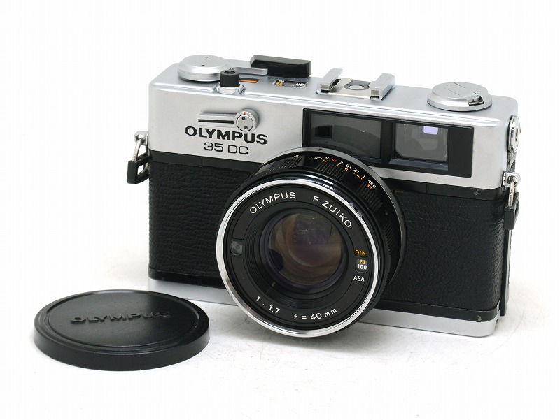 OLYMPUS(オリンパス) 35 DC (NW-2710)