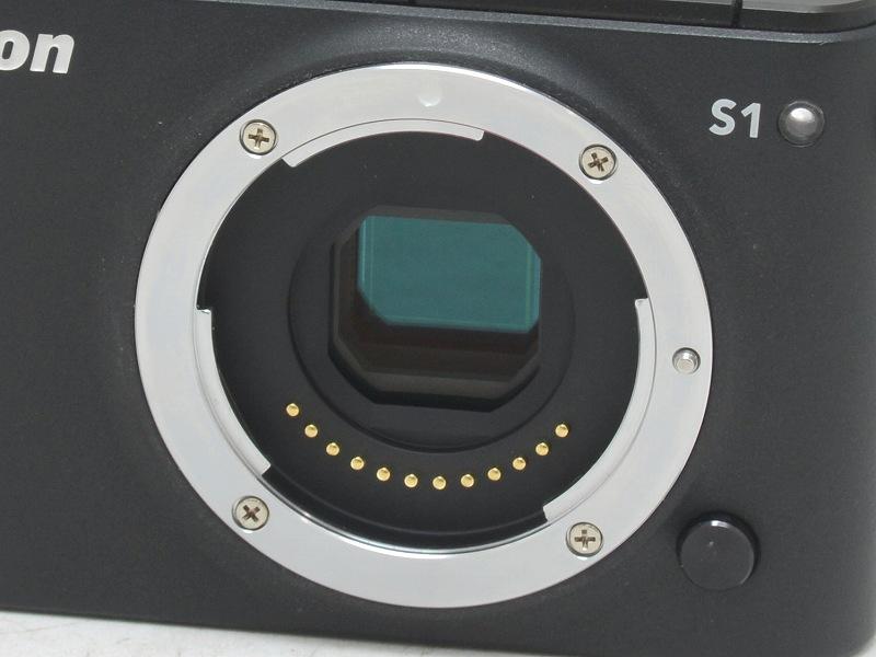 Nikon(ニコン) Nikon 1 S1 ブラック (NW-3046)
