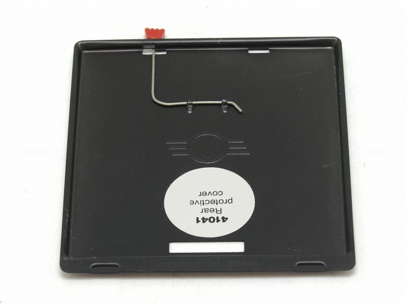 HASSELBLAD(ハッセルブラッド) リアプロテクティブカバー 41041 (0NAC-2178)