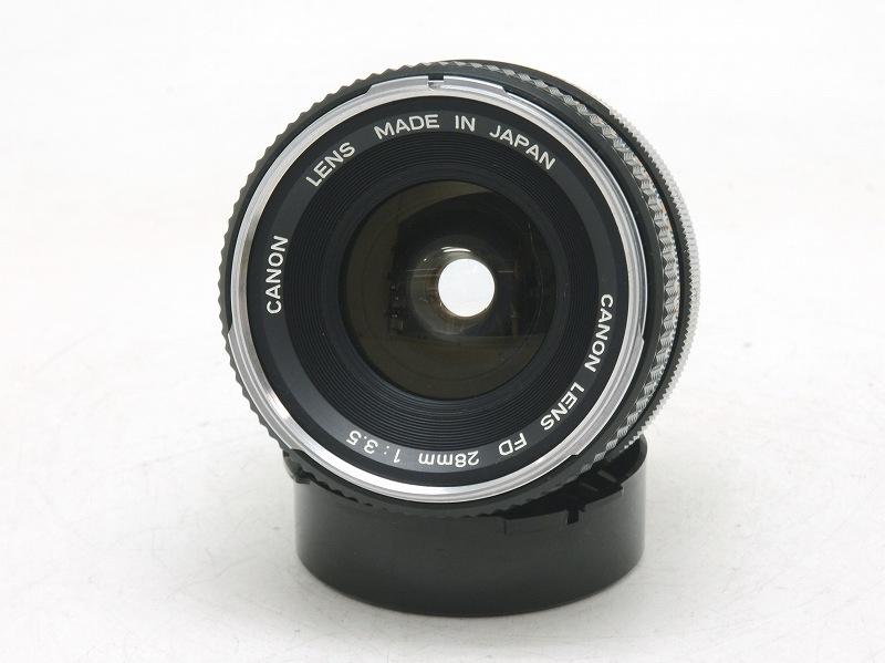 Canon(キヤノン) FD 28mm F3.5 (NW-2976)