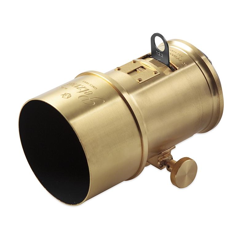 [メーカー欠品中]Lomography New Petzval 85mm Art Lens 【Brass】【Nikon Fマウント】 z230n