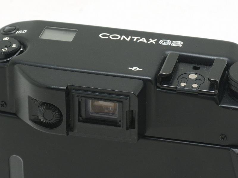CONTAX(コンタックス) G2 ブラック (NS-264)