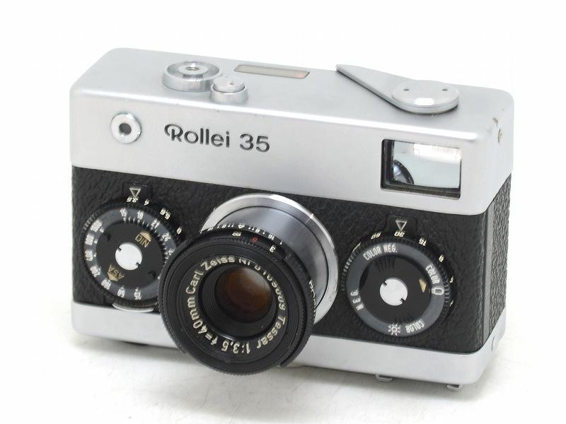 Rollei(ローライ) Rollei 35 シルバー (ドイツ) (NN-730)