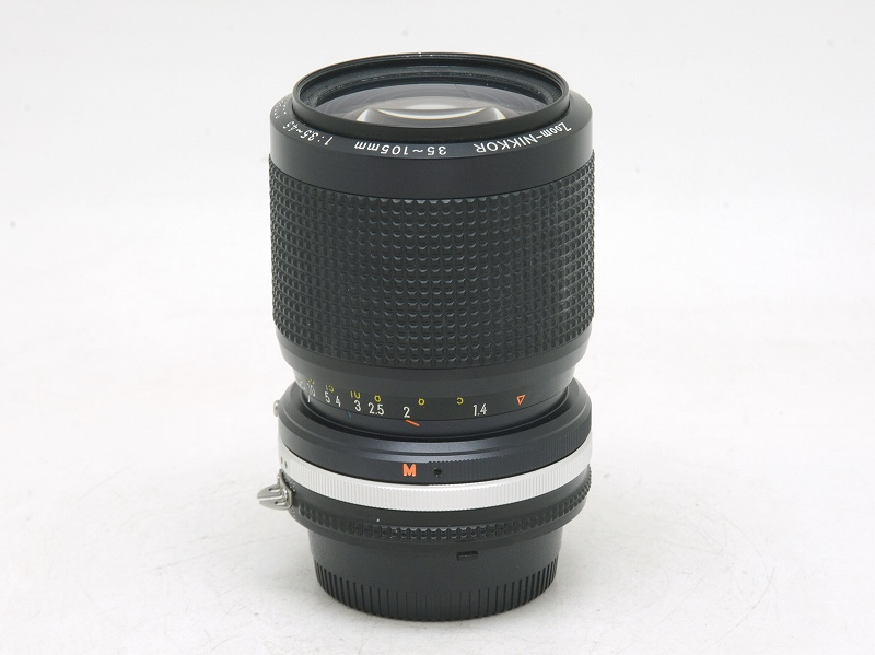 Nikon(ニコン) Ai-S 35-105mm F3.5-4.5 (NJ-5371)