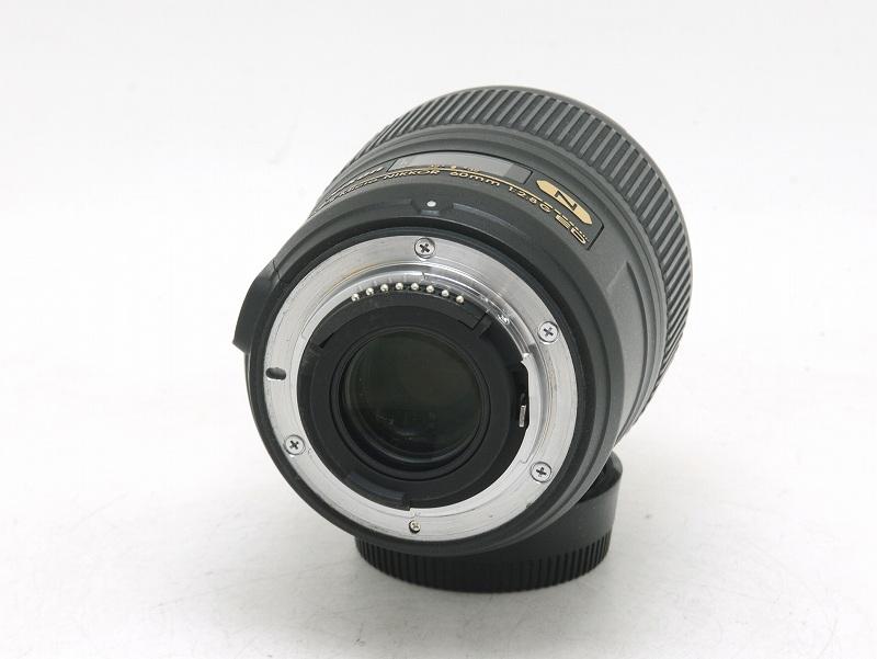 Nikon(ニコン) AF-S 60mm F2.8G ED Micro (NJ-5297)