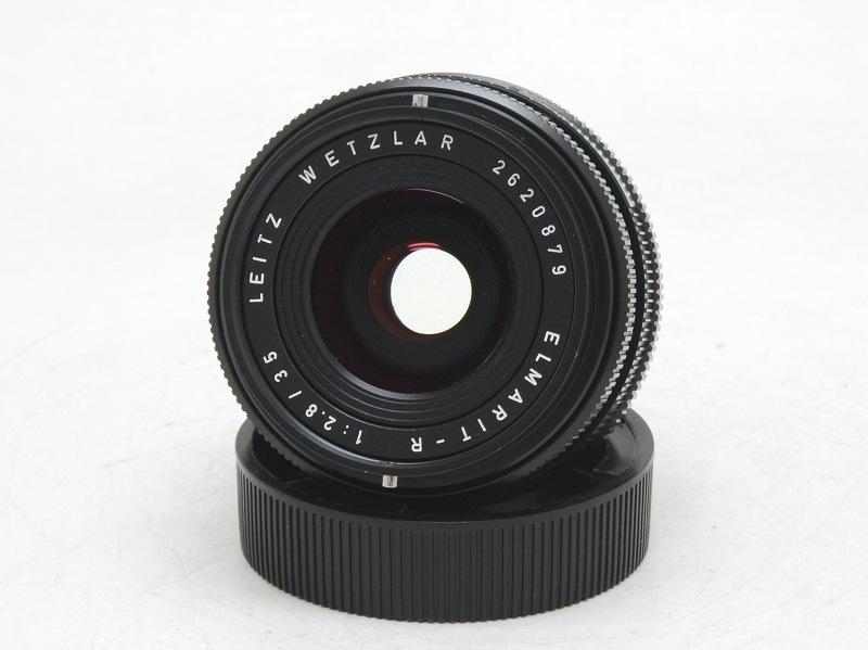 Leica(ライカ) ELMARIT-R 35mm F2.8 (3-CAM) 262万台 (NN-773)