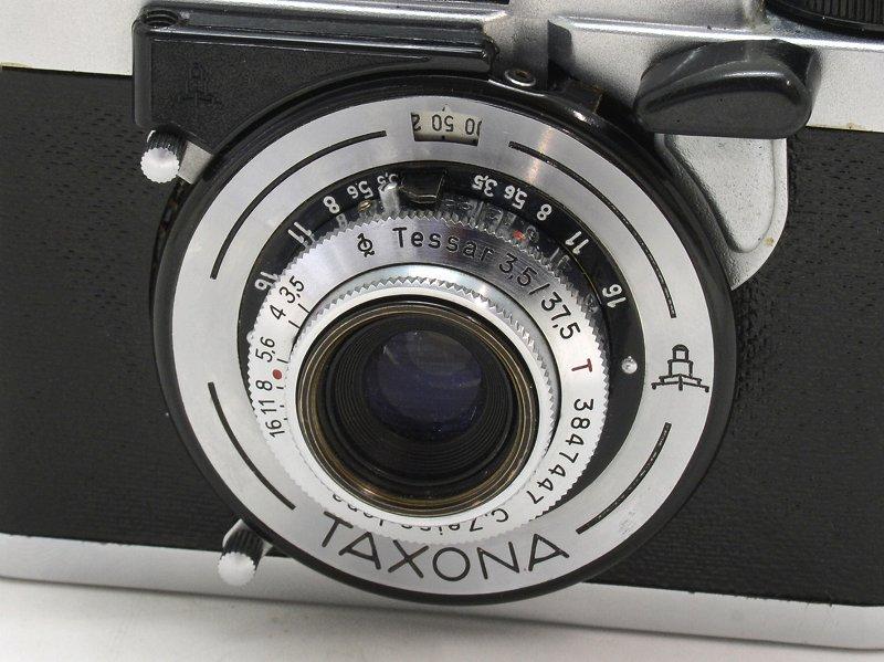 【委託】Zeiss Ikon(ツァイスイコン) TAXONA (NI-3229)