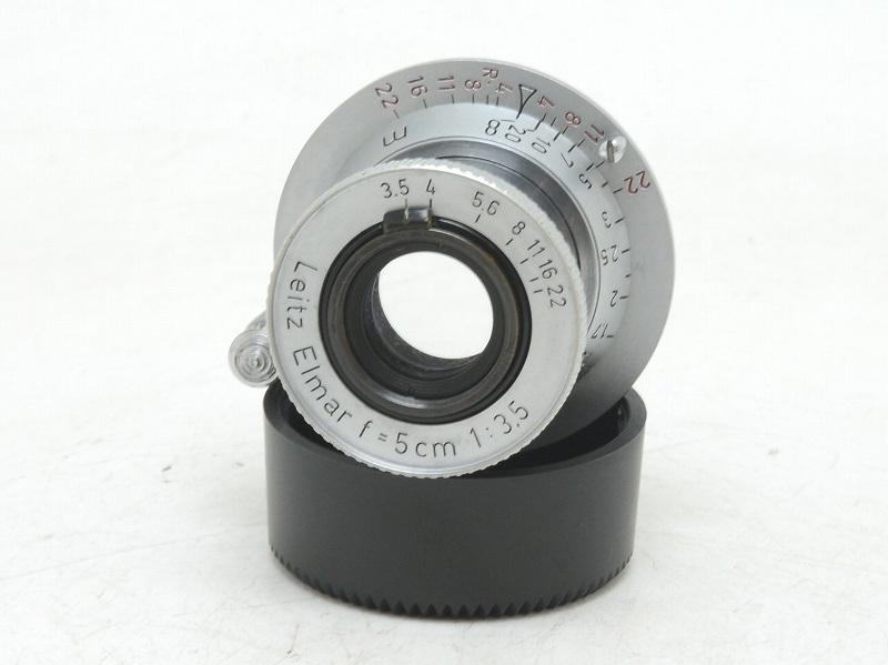 Leica(ライカ) Elmar-L 50mm F3.5 119万台 (NW-2750)