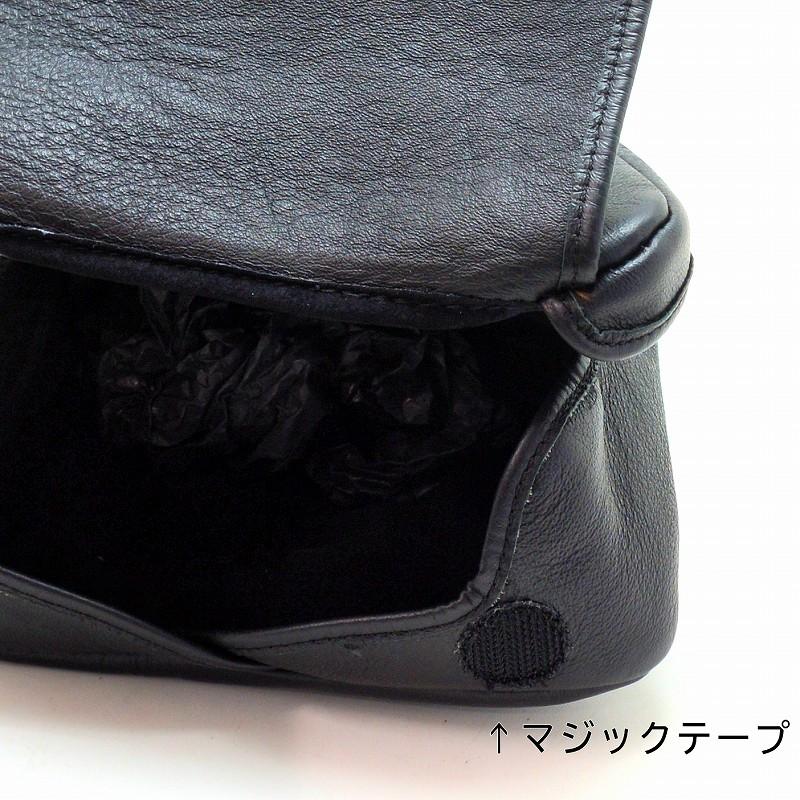 レザーポーチ ブラック ロング [M10用] LEICA(ライカ) (14894)