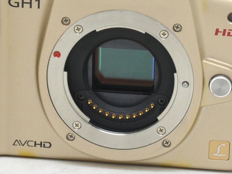 Panasonic(パナソニック) GH1 ゴールド (0NAC-2368)