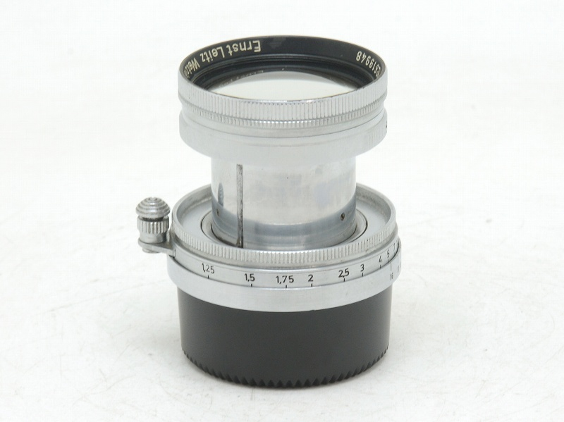 Leica(ライカ) Summitar-L 50mm F2 61万台 (NW-2758)