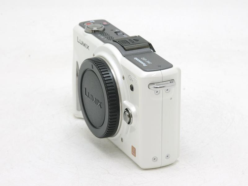 Panasonic(パナソニック) GF2 ホワイト (0NAC-2369)