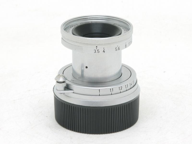 Leica(ライカ) Elmar-M 50mm F3.5 118万台 (NL-3905)