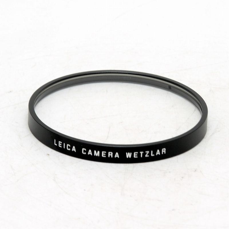 フィルター UVaII シリーズ7 ブラック LEICA(ライカ) (13044)
