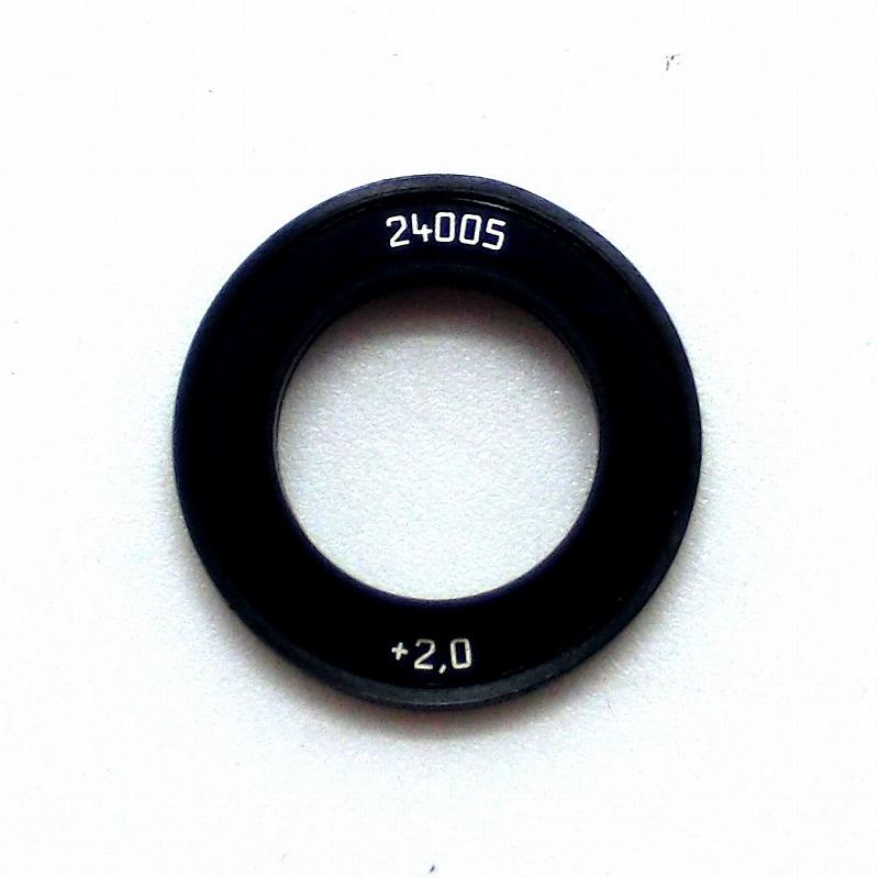 視度補正レンズ MII +2.0 dpt LEICA(ライカ) (24005)