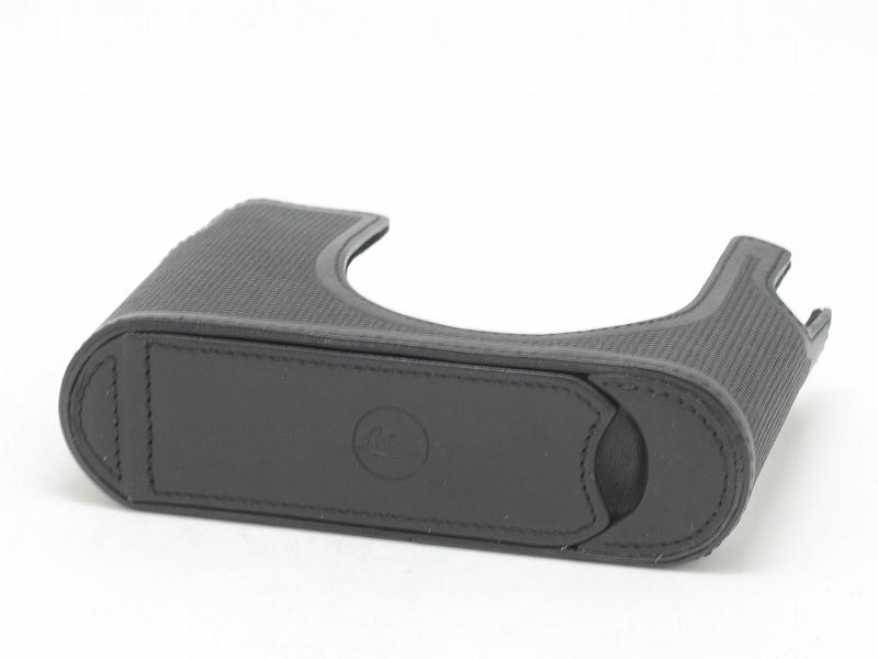 Leica(ライカ) Q用プロテクター ブラック 19501 (0NAC-2213)