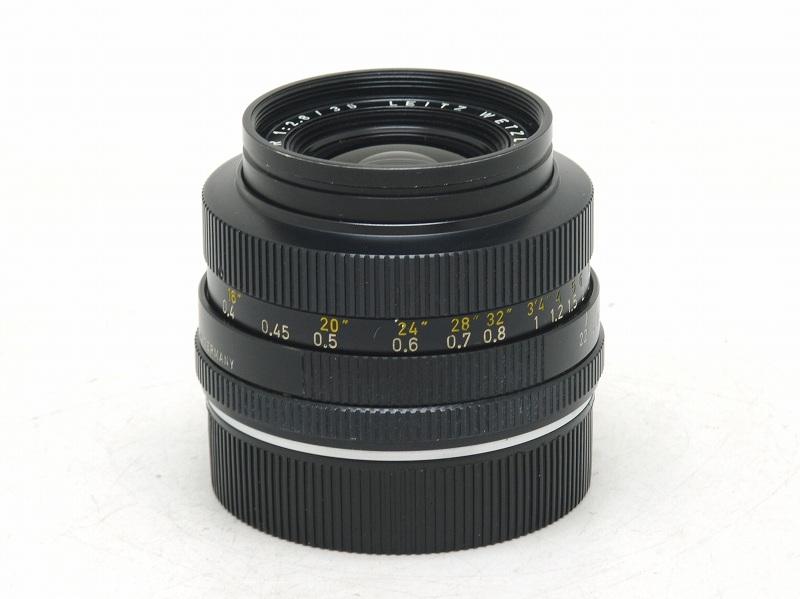 Leica(ライカ) ELMARIT-R 35mm F2.8 (1-CAM) 217万台 (NS-249)