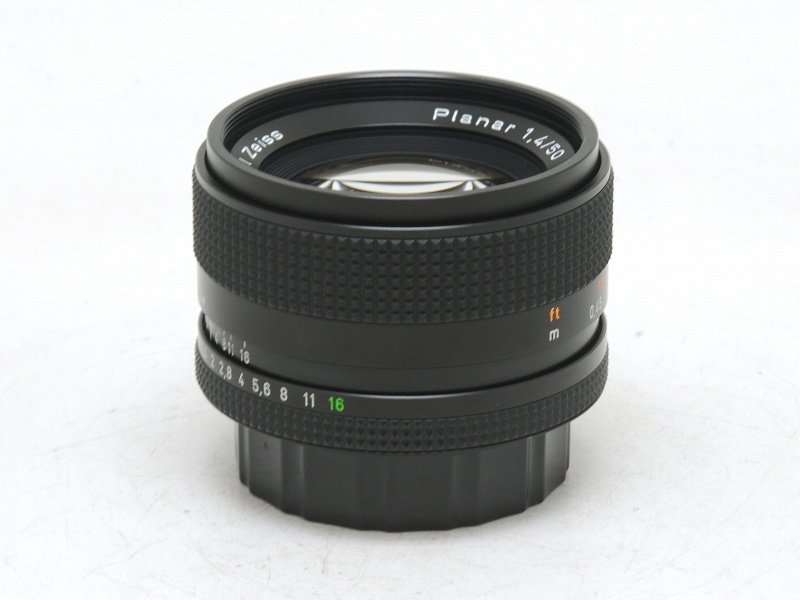 CONTAX(コンタックス) Planar 50mm F1.4 MMJ (NJ-5336)