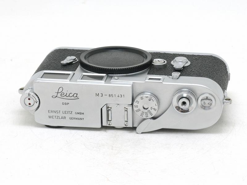 Leica(ライカ) M3 (2ストローク) 85万台 (NL-3881)