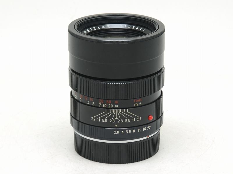 Leica(ライカ) ELMARIT-R 90mm F2.8 (1-CAM) 210万台 (NS-250)