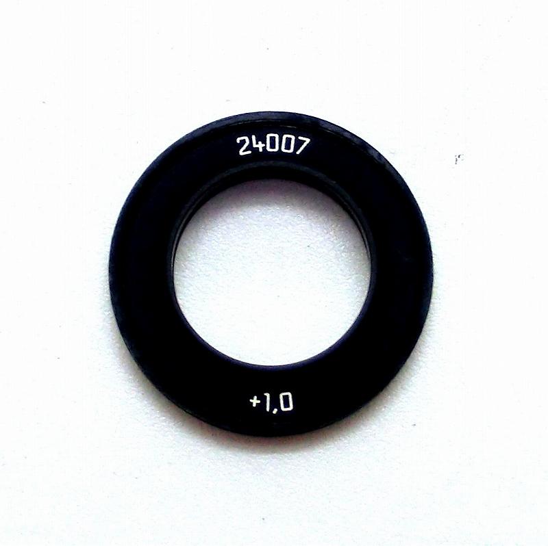 視度補正レンズ MII +1.0 dpt LEICA(ライカ) (24007)
