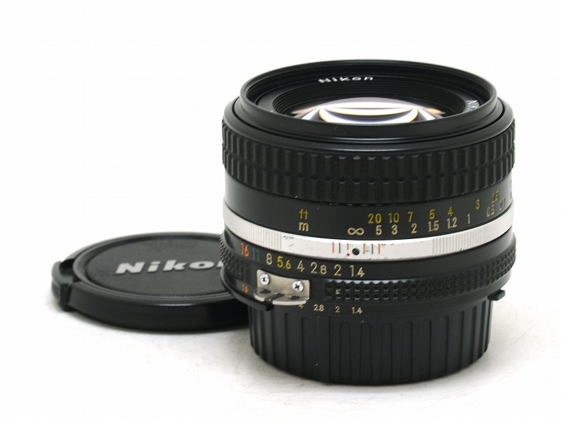 Nikon(ニコン) Ai-S 50mm F1.4 (NS-34)