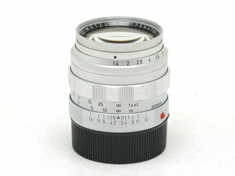 Leica(ライカ) SUMMILUX-M 50mm F1.4 (1st) 175万台 (NW-2843)