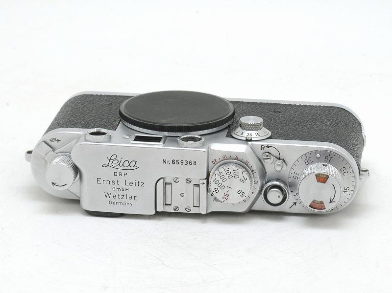 Leica(ライカ) III f (レッドシンクロ) 65万台 (NW-2926)