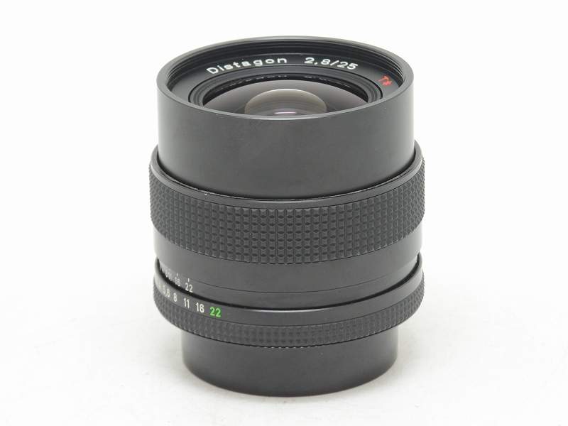 CONTAX(コンタックス) Distagon 25mm F2.8 MMJ (NW-2483)