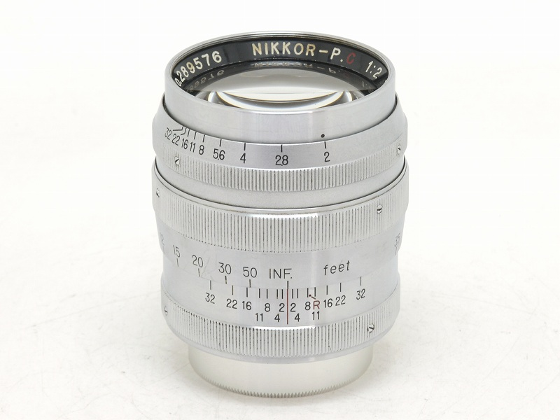 Nikon(ニコン) NIKKOR-P.C 85mm F2 (L) (NJ-5100)
