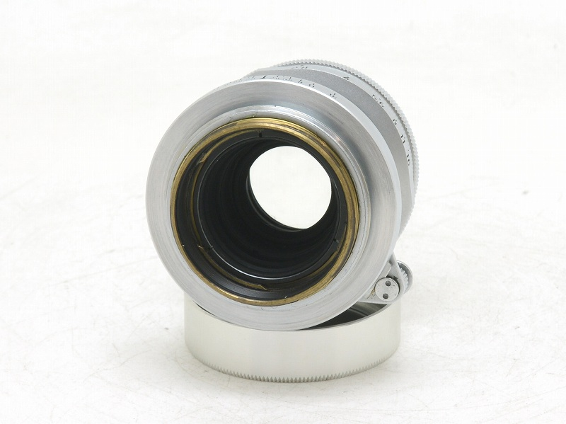 Leica(ライカ) Elmar-L 50mm F2.8 145万台 (NW-2927)