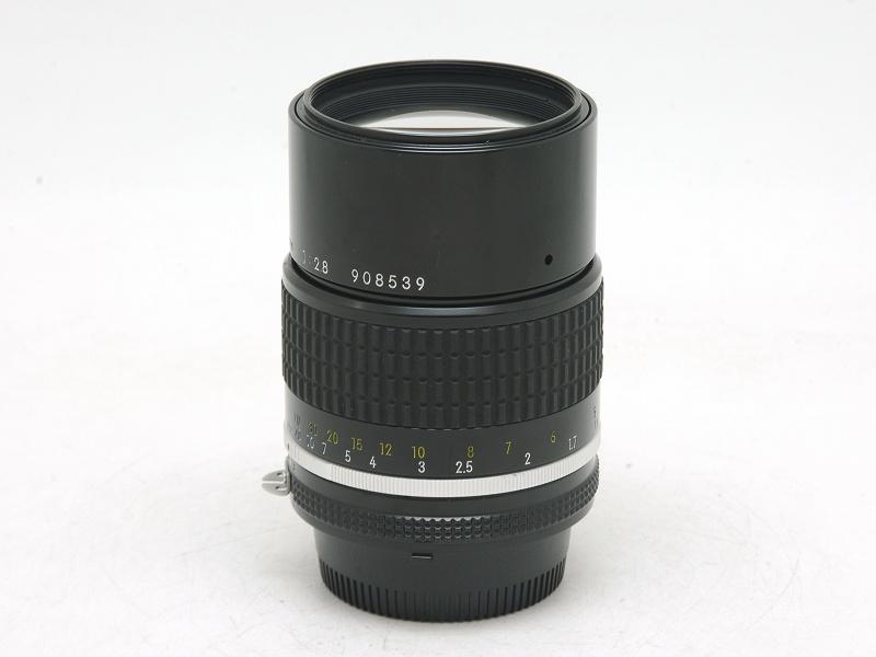 Nikon(ニコン) Ai-S 135mm F2.8 (NS-270)