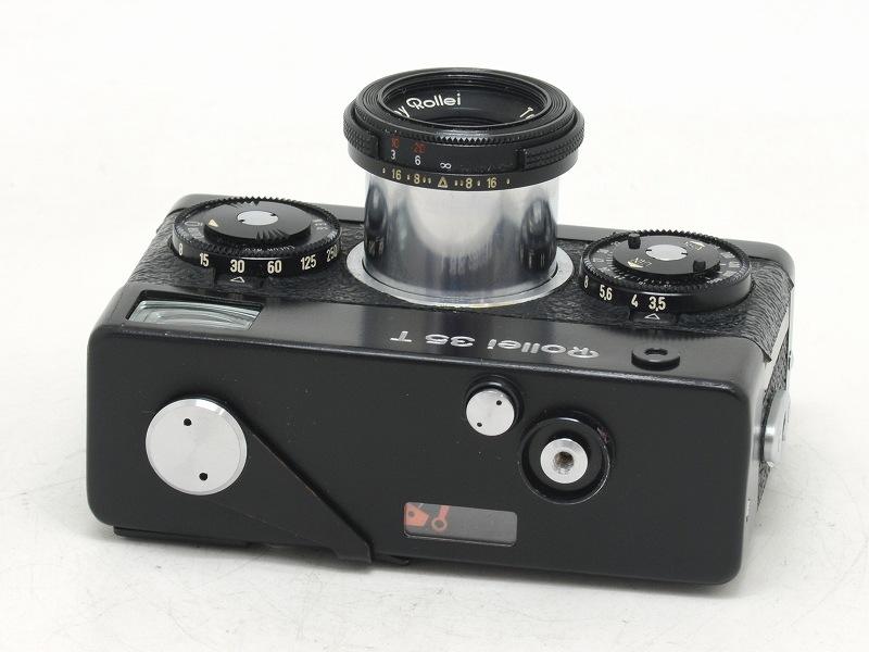 Rollei(ローライ) Rollei 35T ブラック (NN-675)