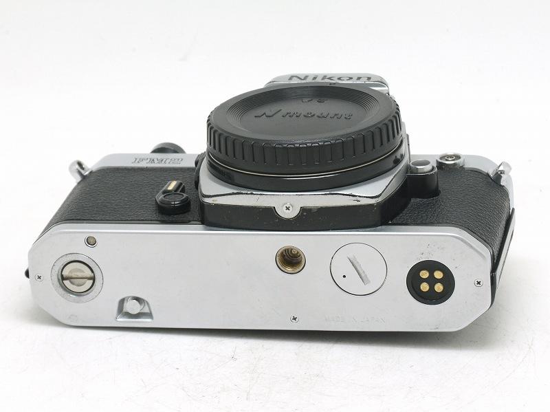 Nikon(ニコン) NewFM2 シルバー (NW-2931)