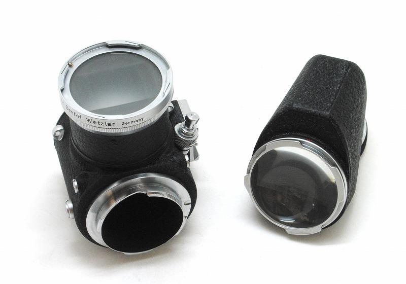 ライツ ビゾフレックスI型 (M用・45度ルーペ付) (0NAC-1731)
