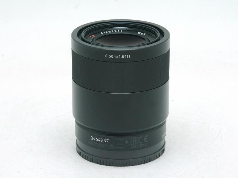 SONY(ソニー) Sonnar FE 55mm F1.8 ZA (SEL55F18Z) (NW-2944)
