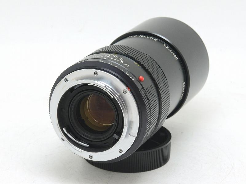 【委託】Leica(ライカ) APO-TELYT-R 180mm F3.4 (3-CAM) (NI-3314)