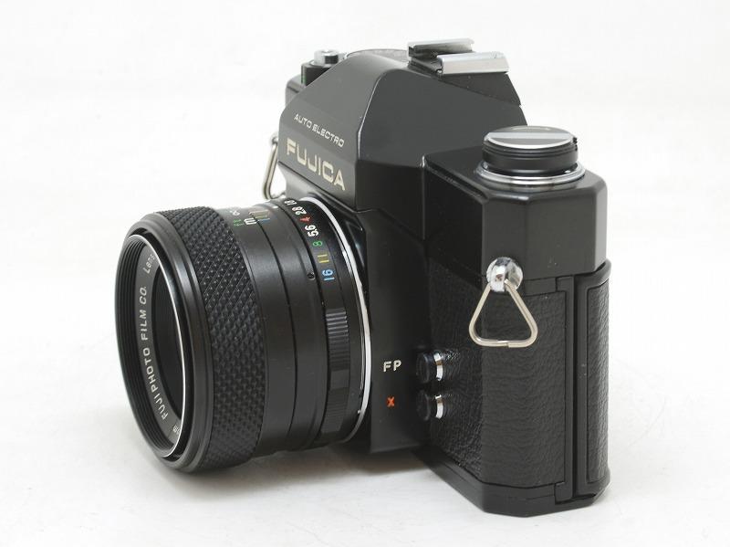 【委託】FUJICA(フジカ) ST901 ブラック 55/1.8・135/3.5付 (NI-3138)