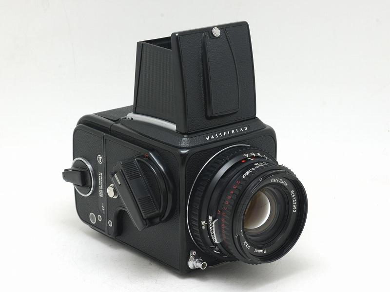 HASSELBLAD(ハッセルブラッド) 500C/M ブラック C80/2.8T* A12 (NG-1859)