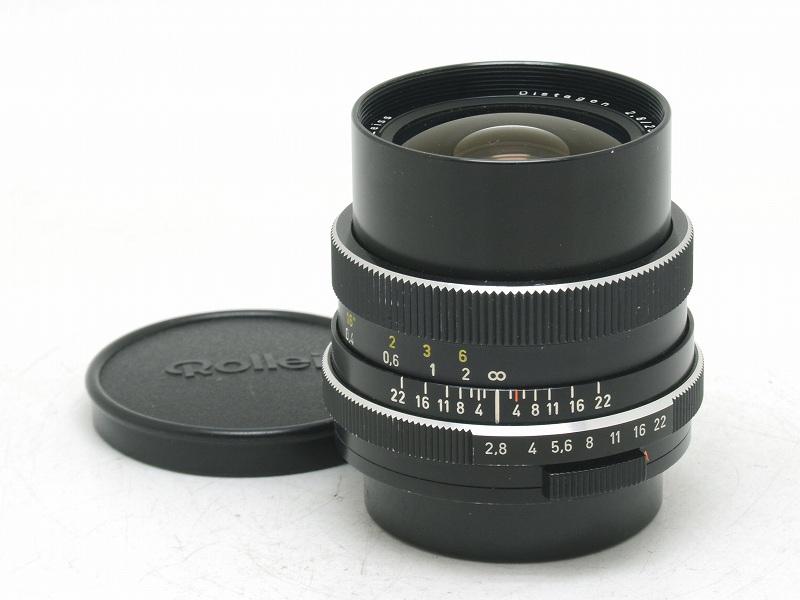 Rollei(ローライ) Distagon 25mm F2.8 (QBMマウント) (NN-787)